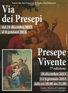 Presepe Vivente 2013