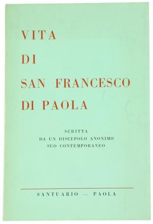 vita di San Francesco di Paola
